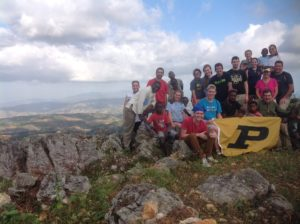 Purdue Students on Haiti Mission 2015