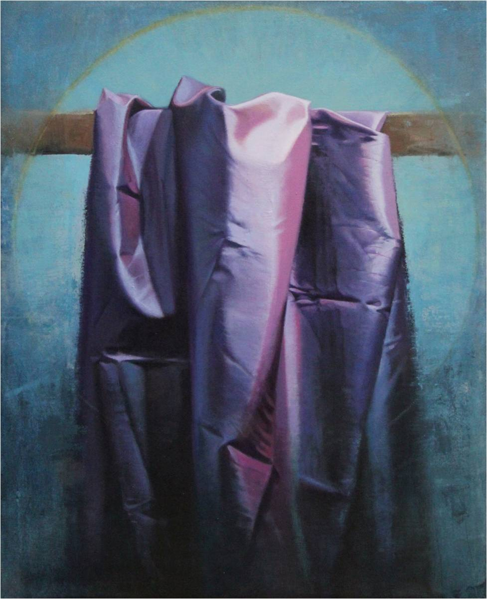 Ron Richmond robe 2015