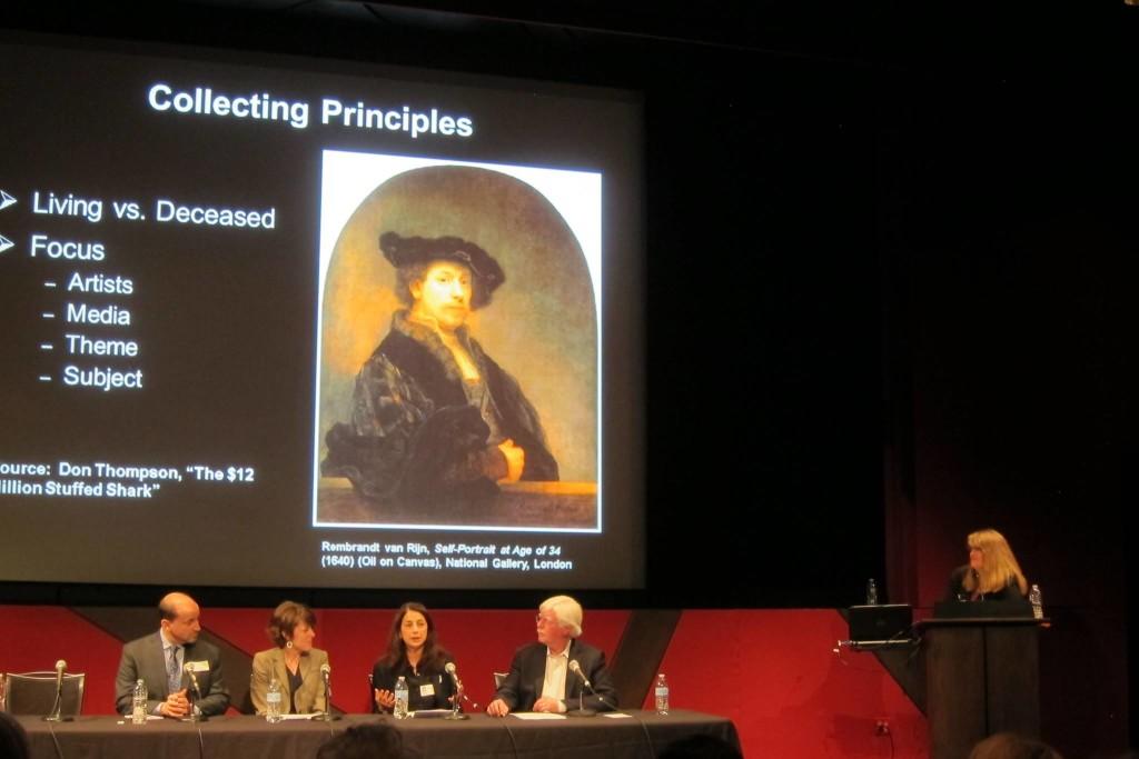 Collector_Expert Panel Realism DAM Symposium_11_13_15_Trippi_Hoerth_Birdsall_Newton_Robinson