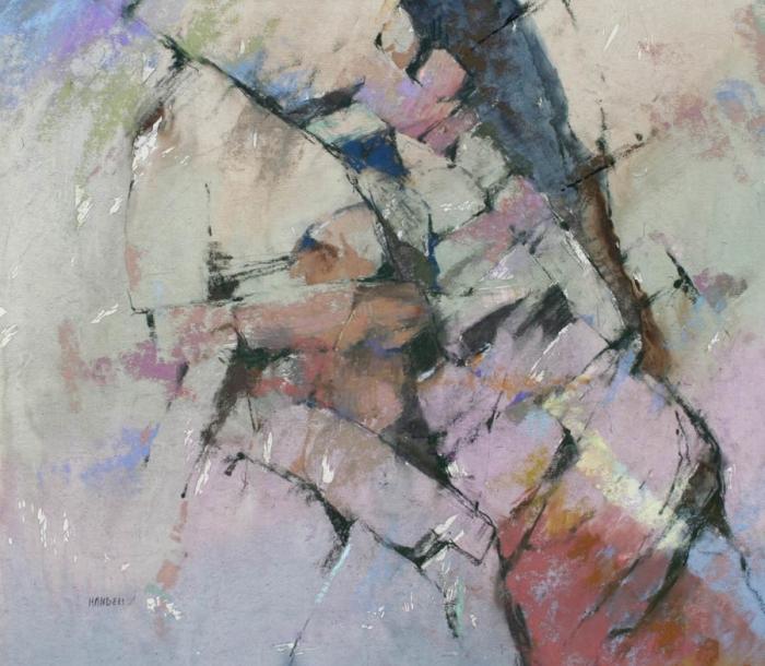 Dihedral-Patterns–by-Albert-Handell-Pastel-16×17