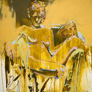 gimbel-jasonlee_secretsoftheimmortal_40-x-40_oil-canvas_6000-square