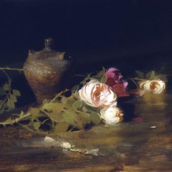 mcgraw-sherrie_chinese-vase-and-roses_oil-on-board_12-x-16_15500-square