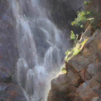 santillanes-david_fish-creek-falls-study_oil_16-x-12_1800-square