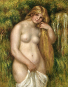 The Source, 1906, oil on canvas, E.G. Buhrle Collection, Zurich
