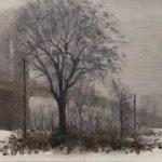 Cato,-Nicholas-Evans,-Copse-#2,-oil-on-linen,-8x12,-$1,500-square
