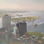 Horowitz,-Diana,-Lower-Manhattan-and-Ferry-18__x-26__oil-on-linen-2014-thumb