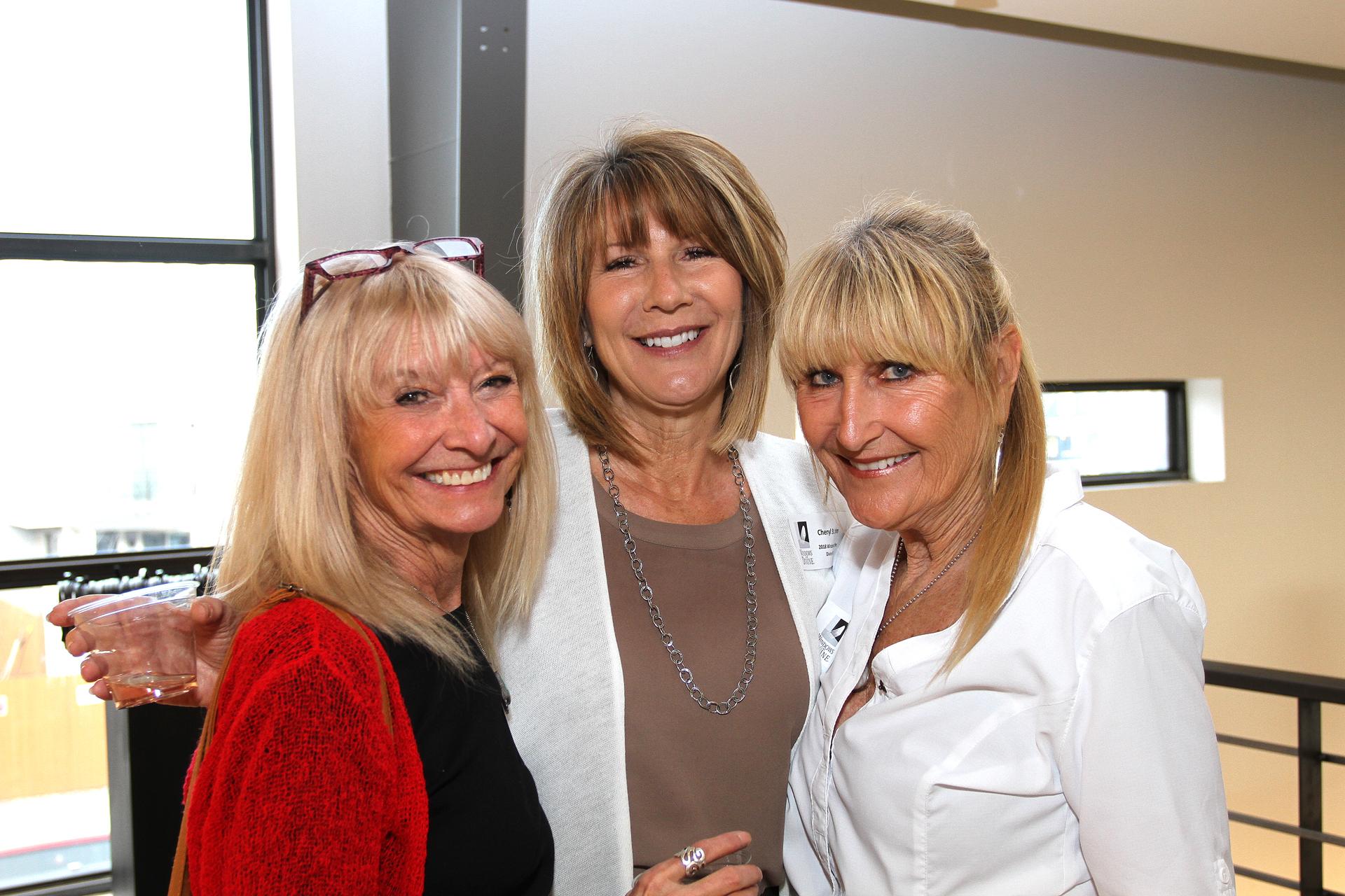 18 – IMG_5004_Opening Gala_Jennifer Kenyon, Cheryl St John, Terrie Lombardi