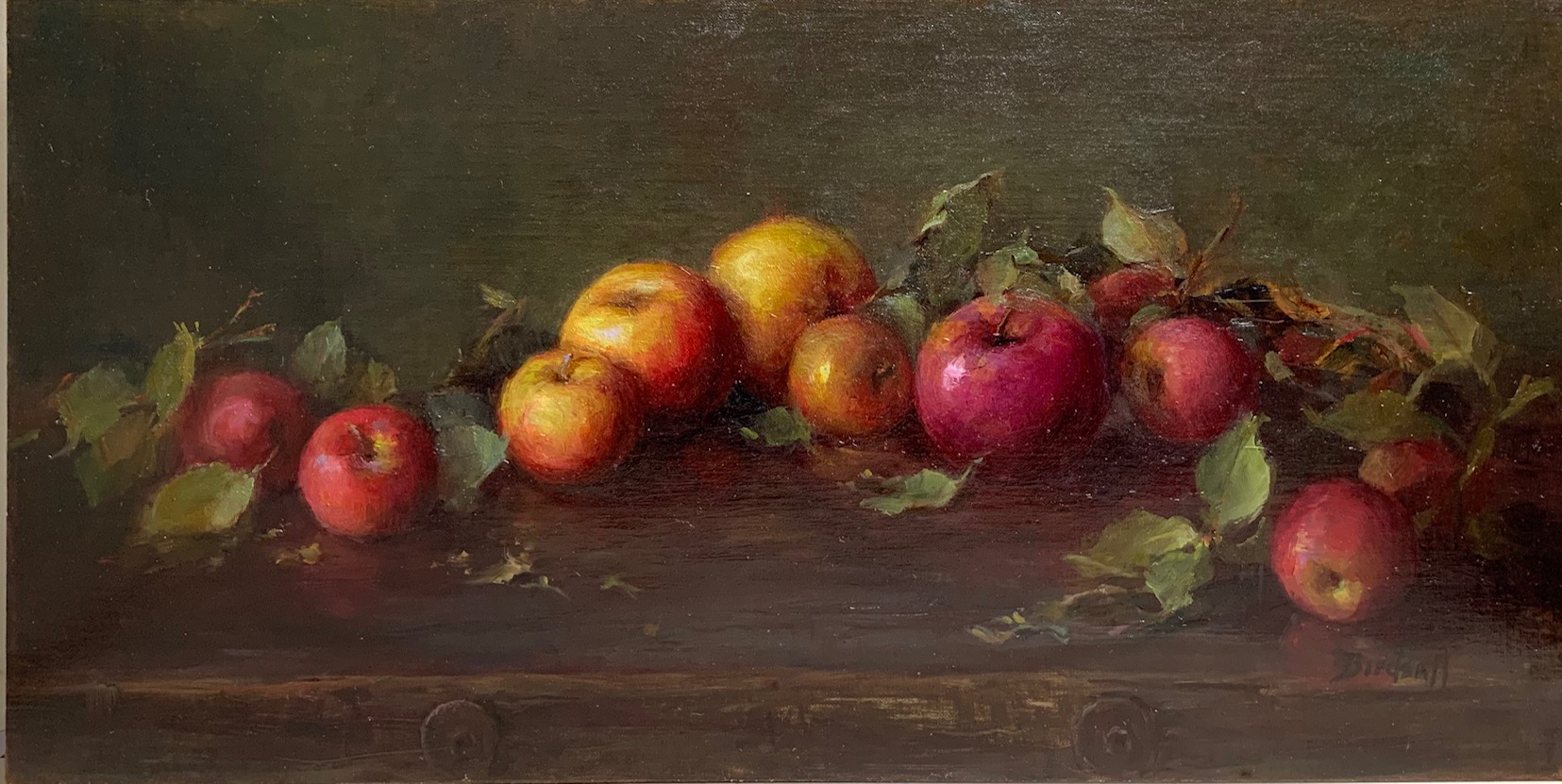Birdsall, Stephanie, Apples Forever,