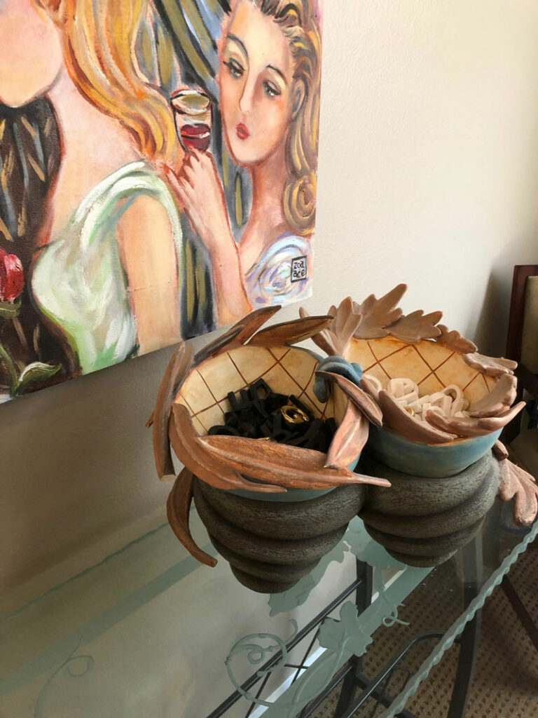 Untitled,-Ceramic-Sculpture